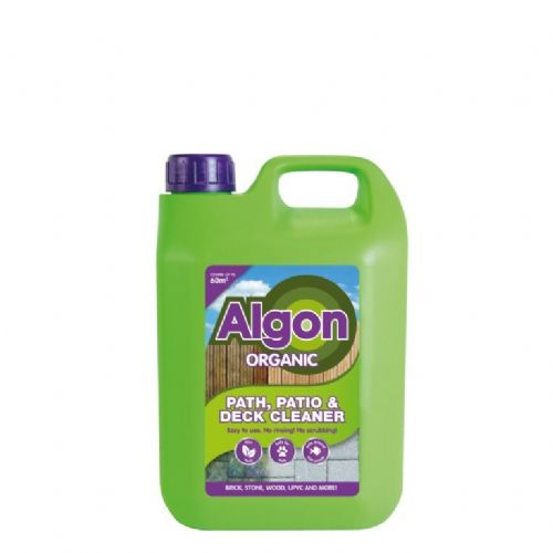 Algon Organic Path, Patio & Decking Cleaner - 2.5L